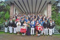 Schuetzenfest-in-Sassenberg-Koenig-Thomas-in-Amt-und-Wuerden